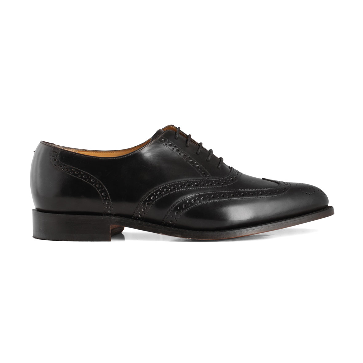 Barker Albert Black shoes