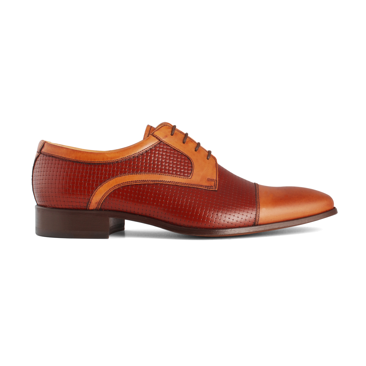 Barker Andover Rosewood shoes