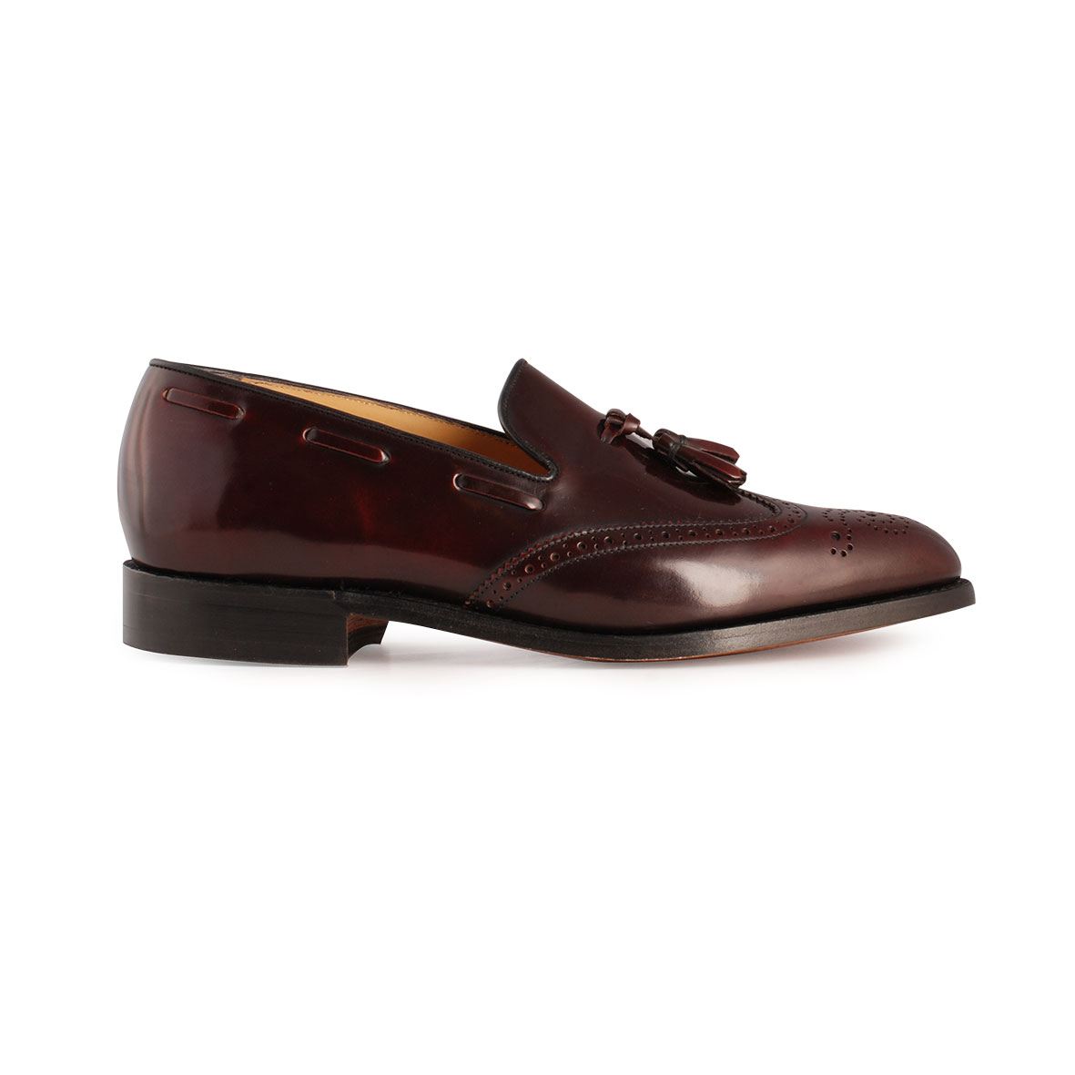 Barker Clive Burgundy shoes