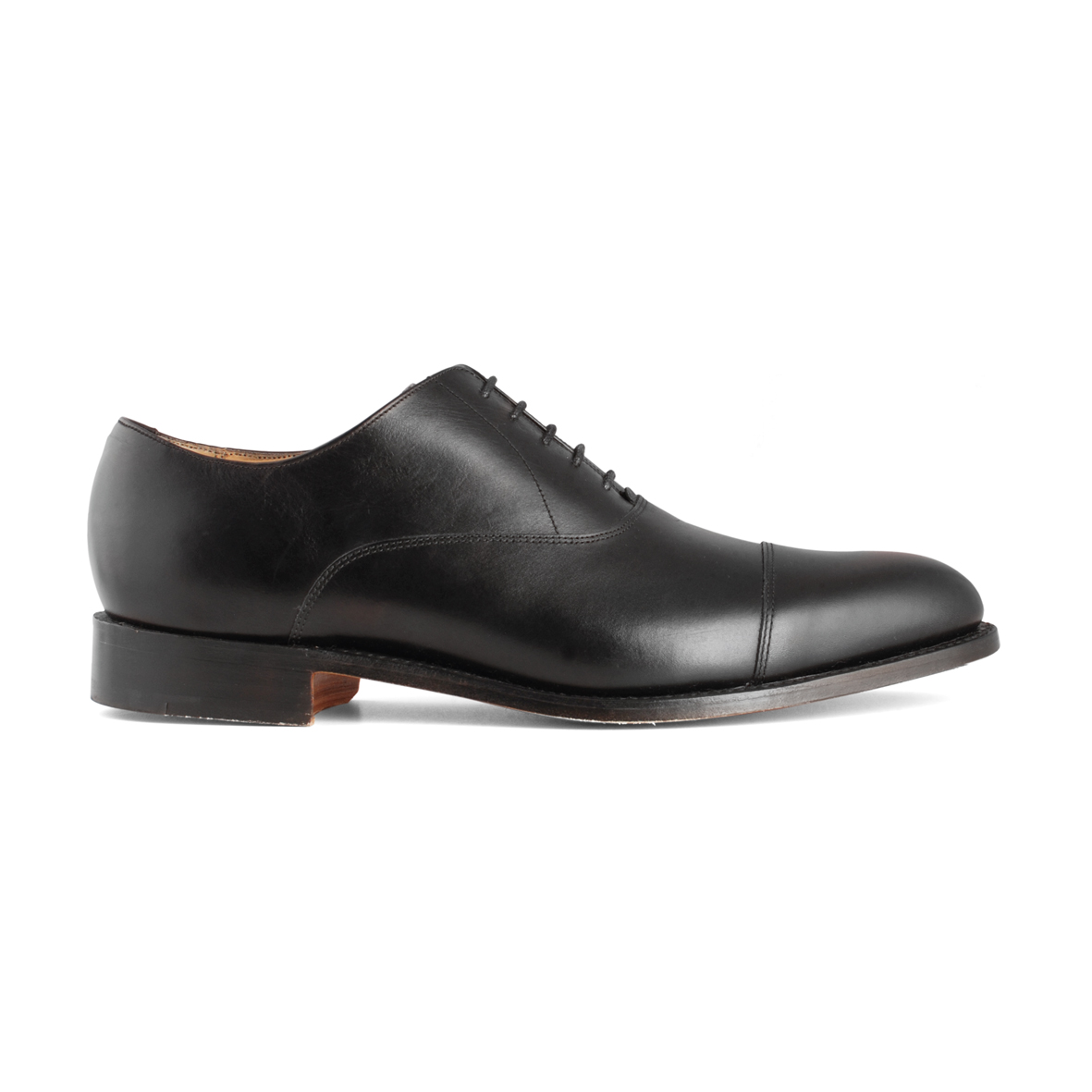 Barker Duxford Black Calf shoes