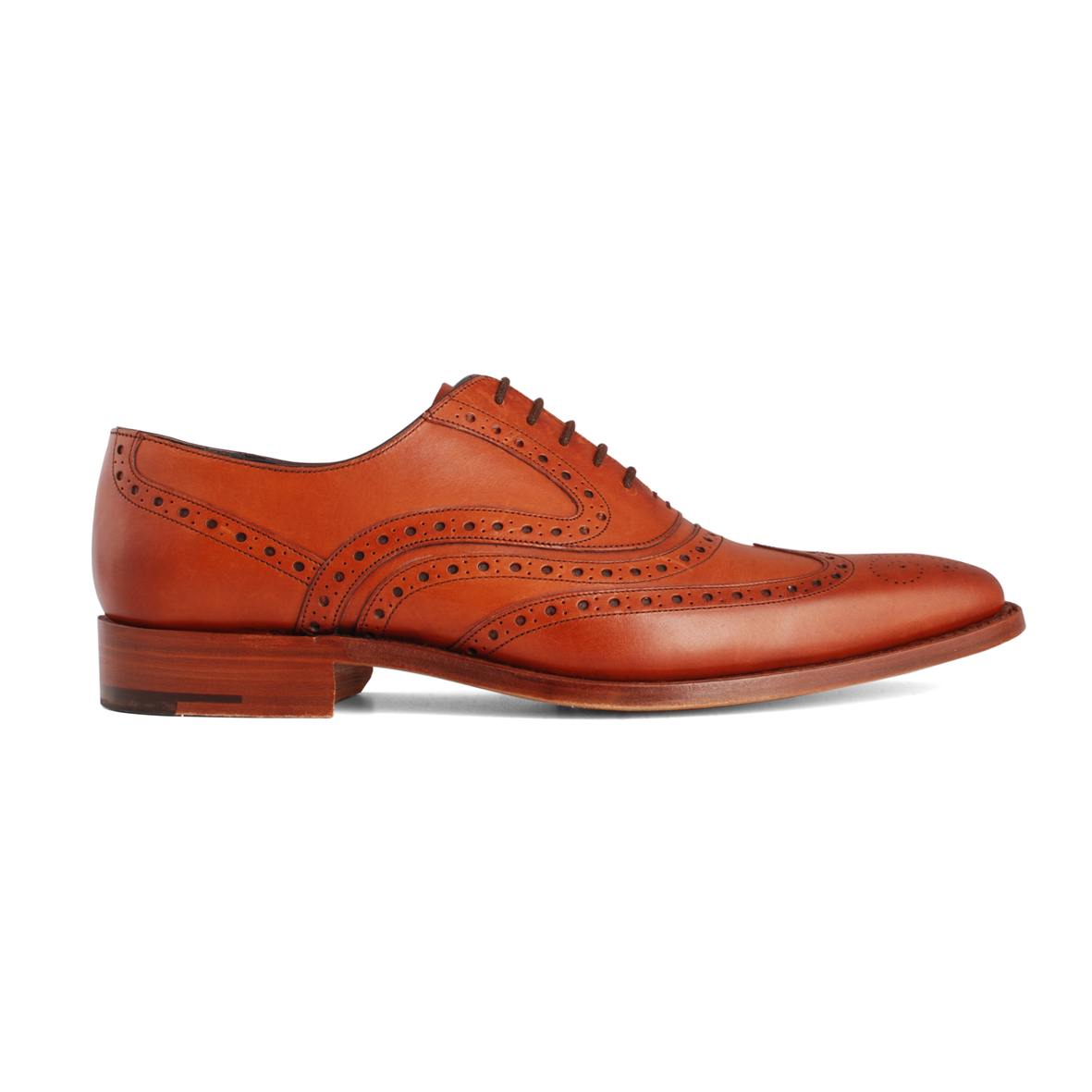 Barker McClean Rosewood shoes