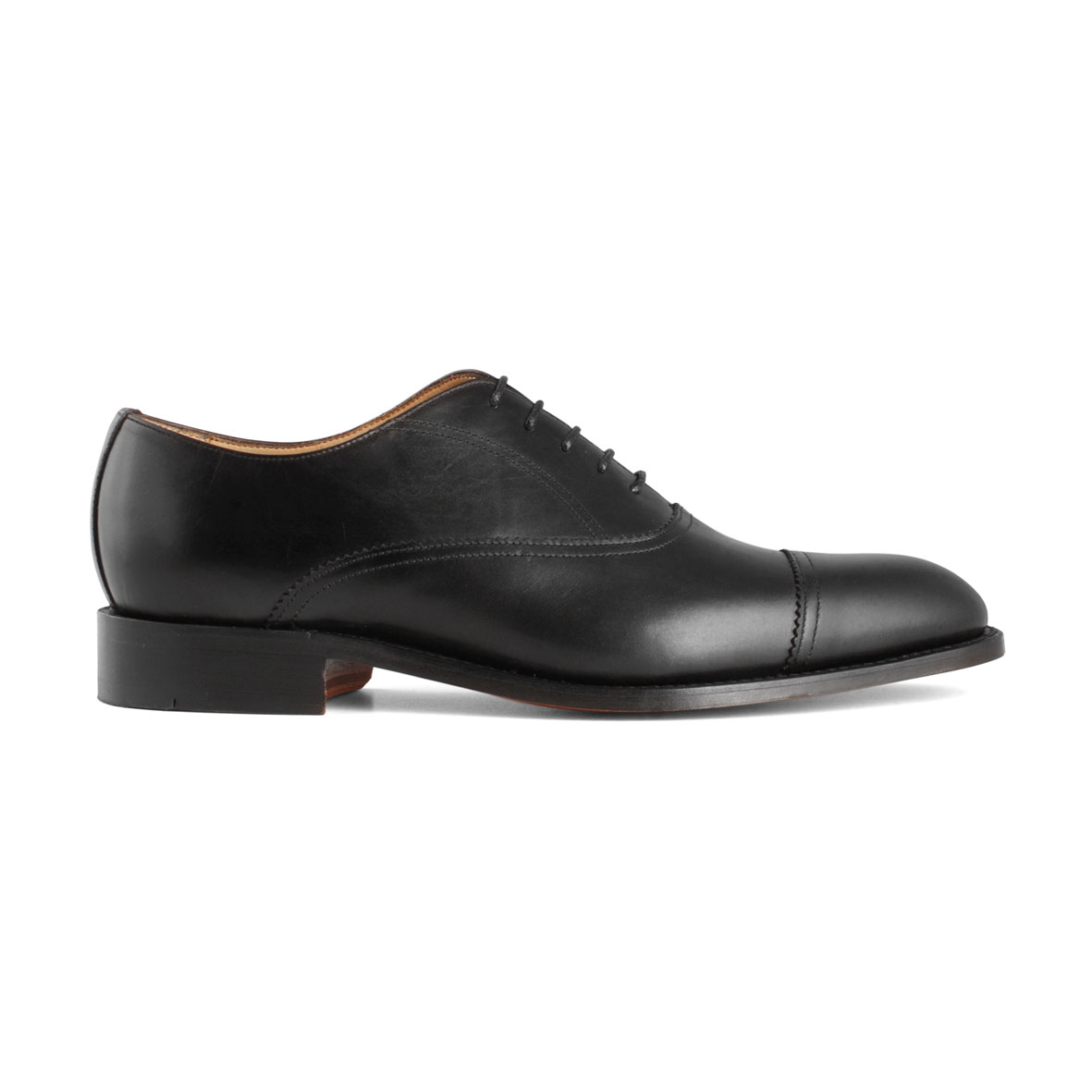 Barker Nevis Black shoes