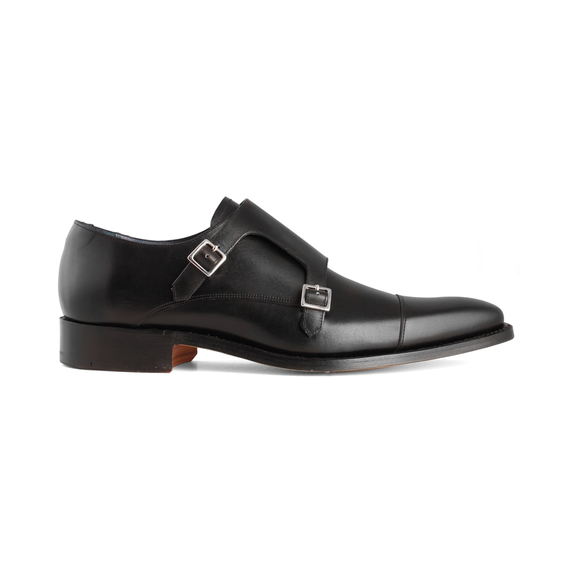 Barker Tunstall Black shoes