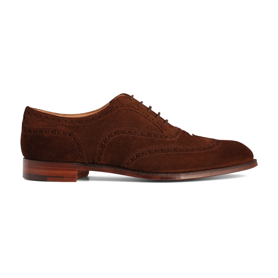 Cheaney Arthur III Plough Suede shoes