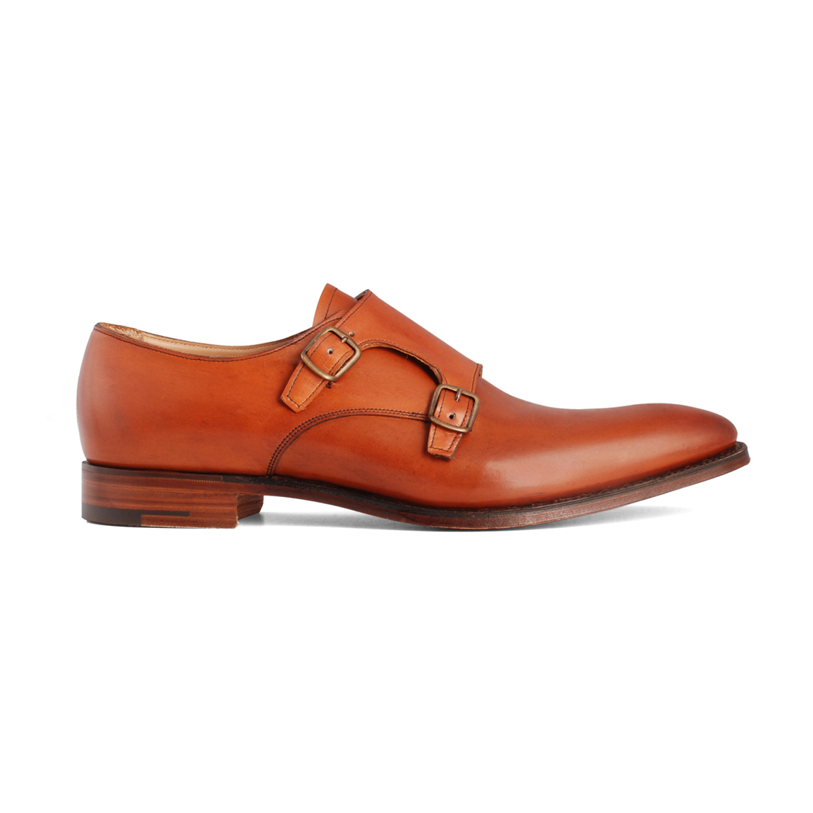 Cheaney Tiverton Dark Leaf shoes