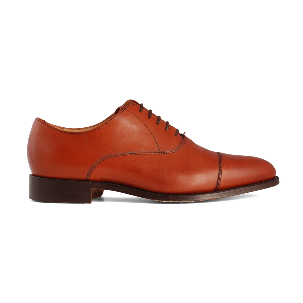 Barker Duxford Rosewood shoes