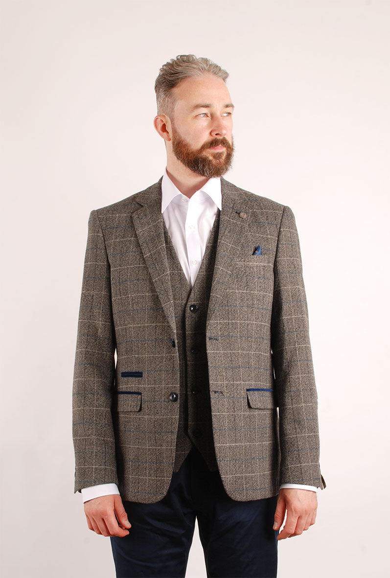 Scott Grey Blazer
