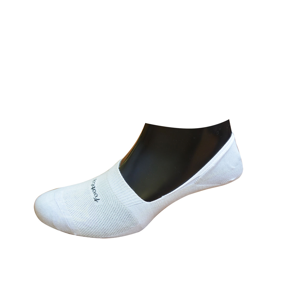 Pantherella Footlets White