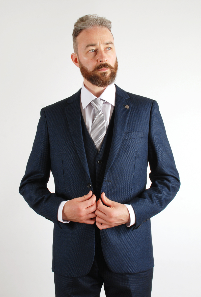 Callum Navy suit