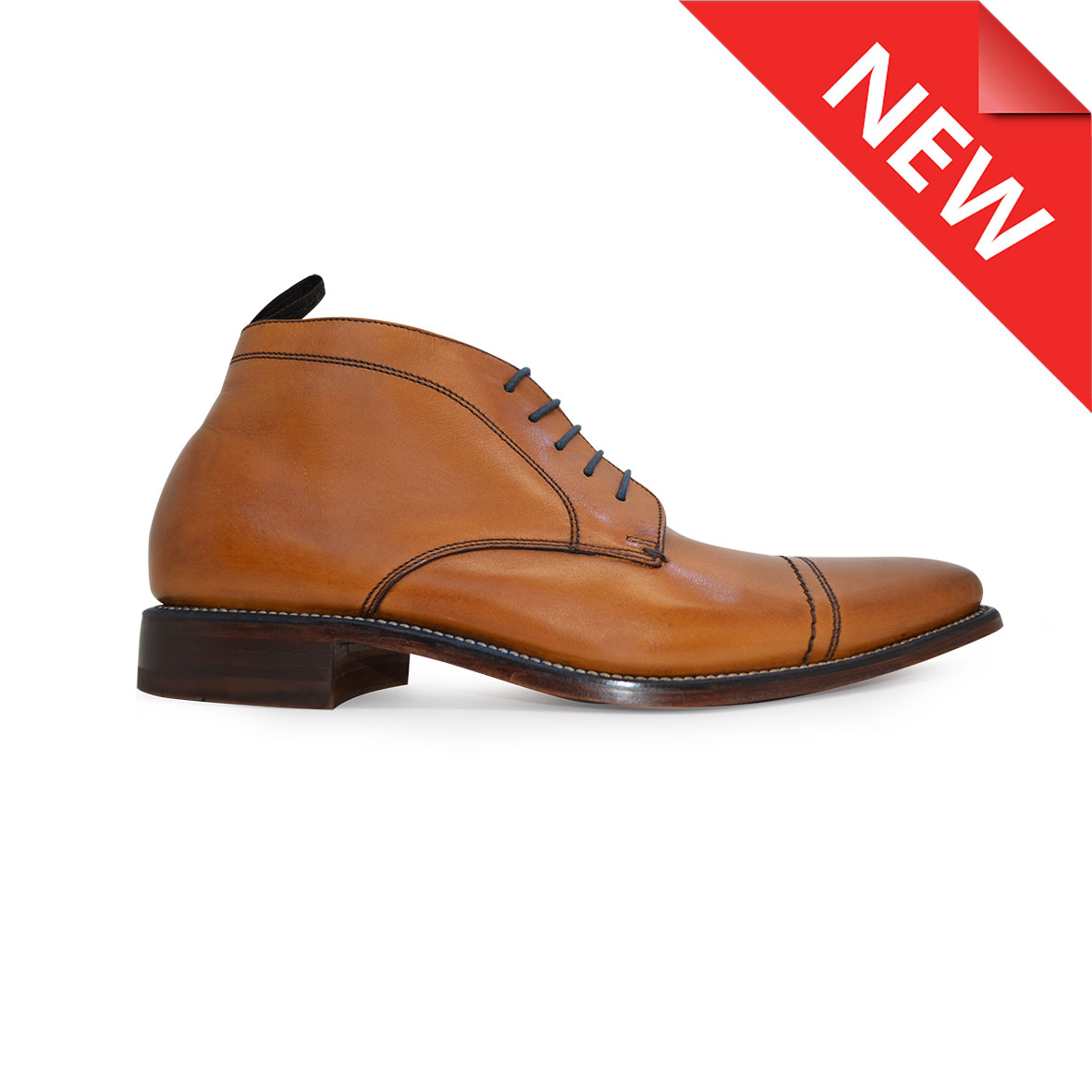 Loake Spencer Tan Boots